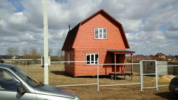 Дом в Калужской области