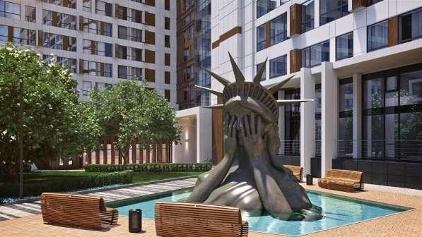 """Апартаменты в ЖК """"TriBeCa Apartaments"""" (м. Красносельская)"""