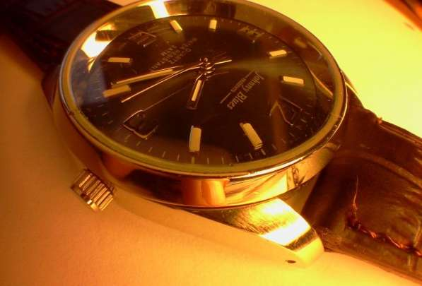 Классические мужские часы Johnny Blues «PRESENTS»