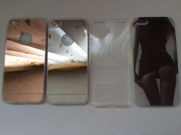 Новые чехлы на айфон 5S