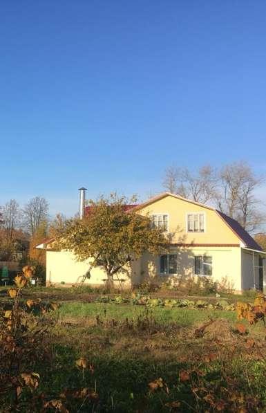 Продается кирпичный дом в с. Новопетровское Истринского р-на в Москве
