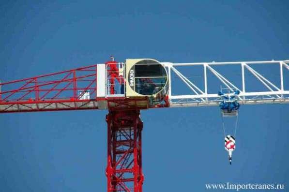 Raimondi MRT 189 башенный кран (Новый от дилера)