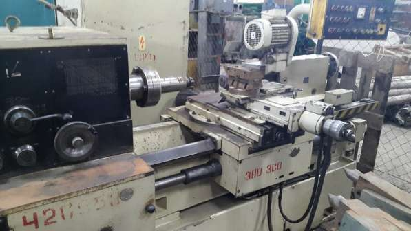 Реализуем токарно-затыловочный станок мод. DH 250/4