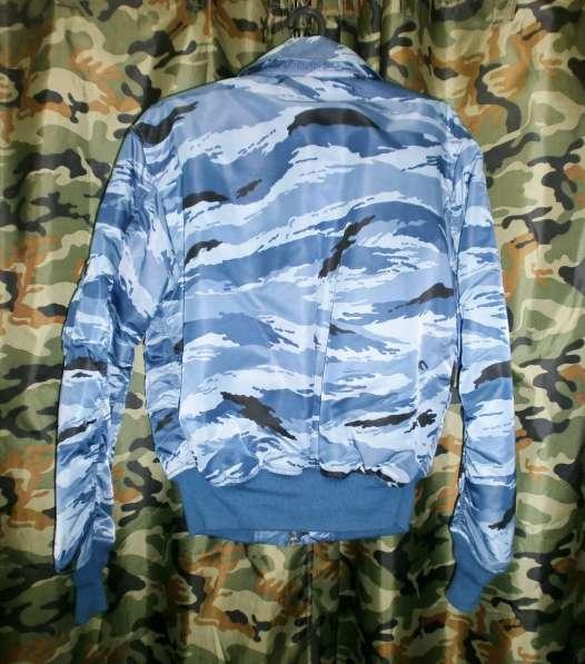 Куртка бомбер Alpha Industries CWU-45 в Екатеринбурге фото 4