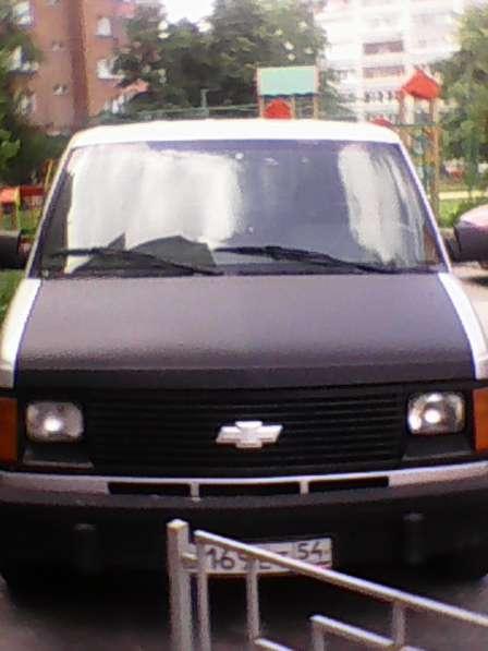 Chevrolet, Astro, продажа в Новосибирске в Новосибирске фото 5