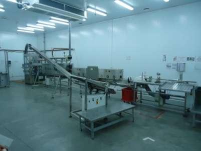 Линия автоматического нанесения термоусадочных этикеток SLV