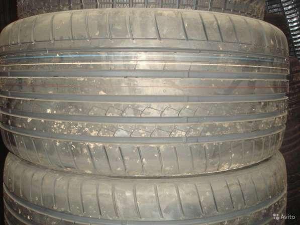 Новые R18 Dunlop 255 40 и 285 35 Sport Maxx GT