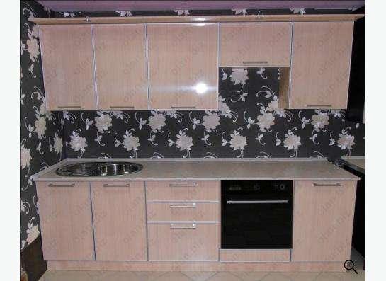 Кухонные гарнитуры по индивидуальным размерам в Нижнем Новгороде фото 14