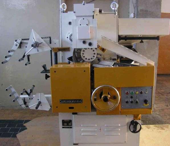 Заверточная машина EL-9 нагема nagema для завёртки конфет в