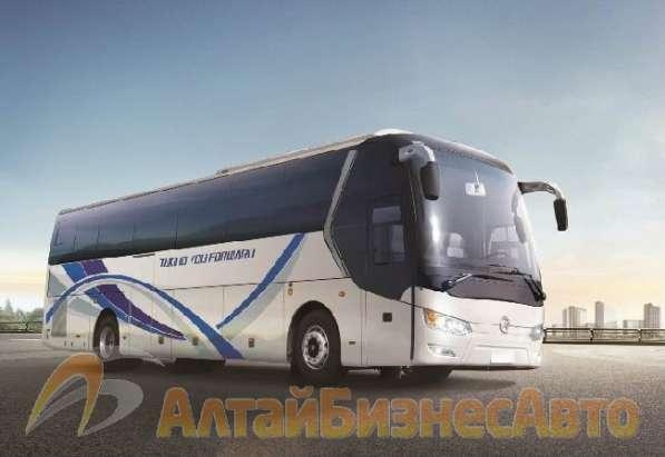 Междугородний автобус GOLDEN DRAGON XML 6126JR