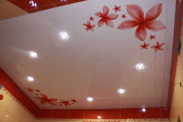 Натяжные потолки и тканевые стены в Краснодаре