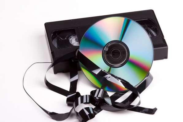Оцифровка любых кассет, бобин, винила
