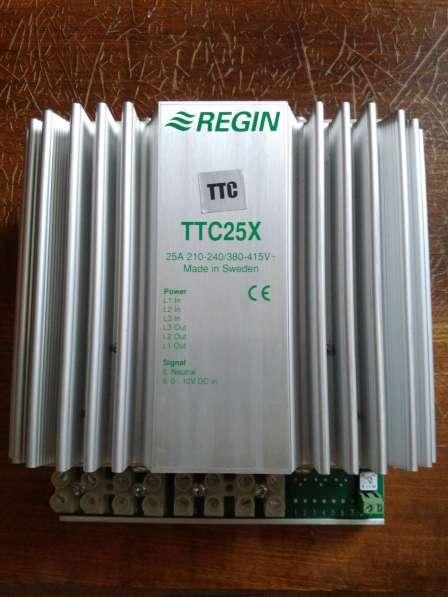 REGIN TTC25X Симисторный регулятор температуры