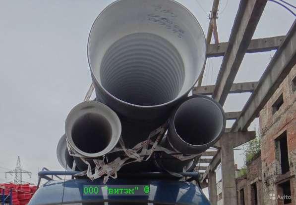 Труба в канаву на заезд D 200,250,300,400 мм