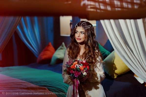 Свадебный макияж, прическа на дом в Челябинске фото 13