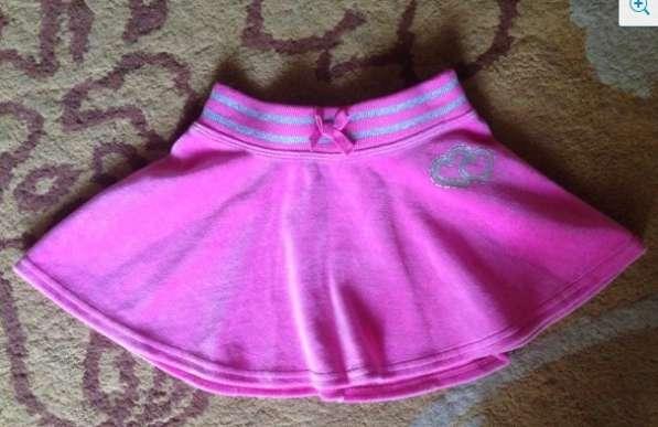 Флисовая юбка