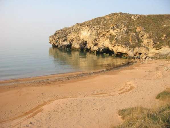Садовый участок у моря в Крыму