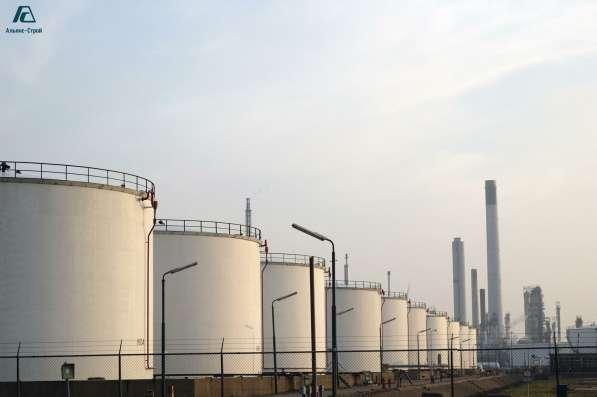 Гидроизоляция резервуаров пожарного запаса