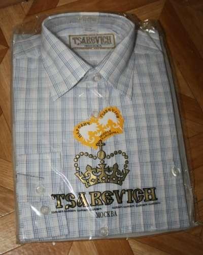 Школьная рубашка новая (р-р 134-140) TSAREVICH (Царевич)