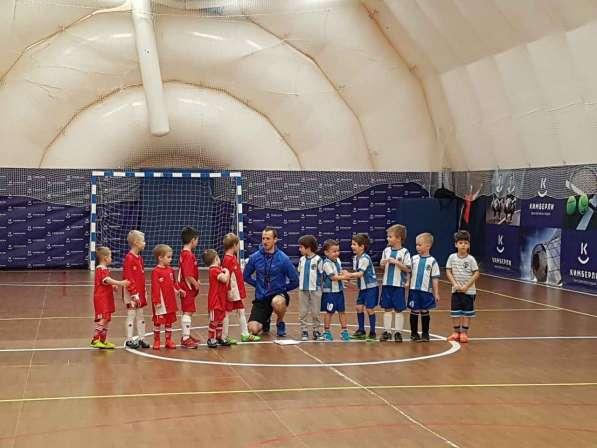 Впервые в России футбол с 2 лет экипировка в Лесном Городке фото 15