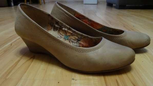 Туфли (натуральная кожа). Торг уместен