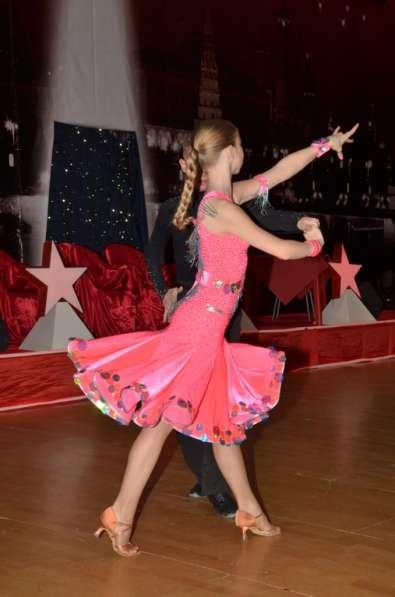 Бальное платье латиноамериканская программа