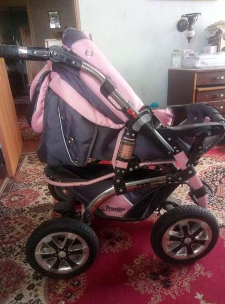Детская коляска в фото 3