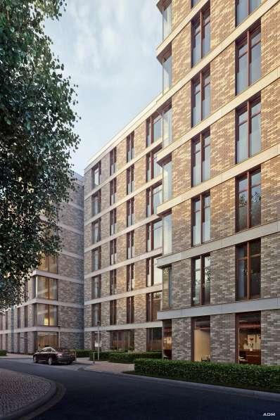 Апартаменты 54.4 м2 в элитном комплексе «Гороховский 12»
