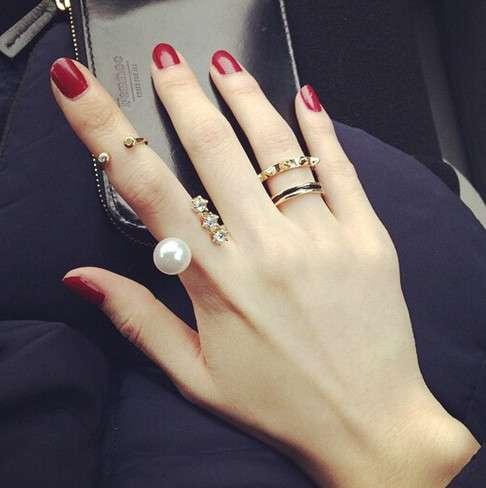 Кольца на фаланги (наборы)