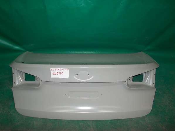 Крышка багажника на Kia Serato от 2013г. в