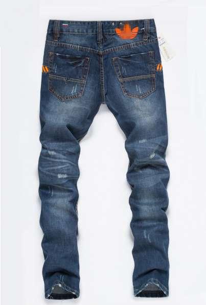 Джинсы мужские Adidas
