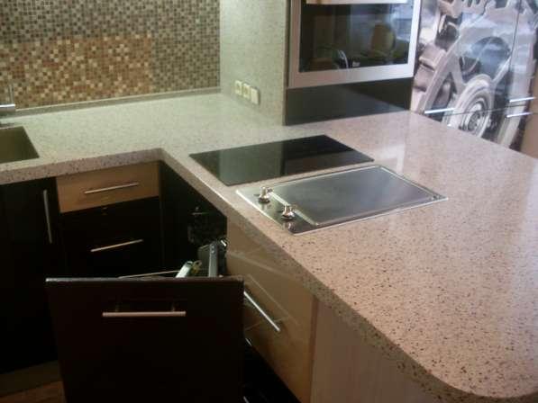 Индивидуальный кухонный гарнитур в Новосибирске фото 11
