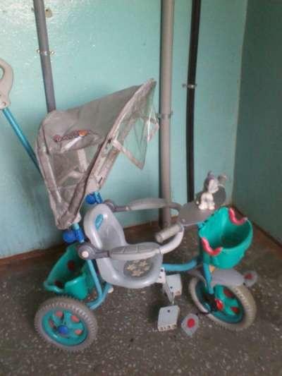 велосипед Rich Toys