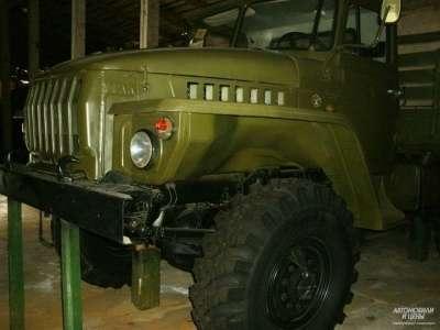 грузовой автомобиль УРАЛ 4320