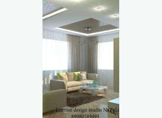Дизайн интерьера в Челябинске в Челябинске фото 8