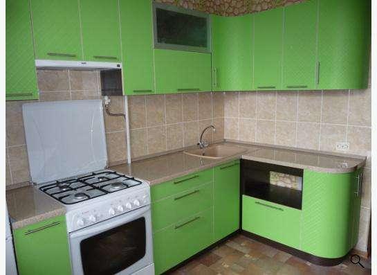 Кухонные гарнитуры по индивидуальным размерам в Нижнем Новгороде фото 15