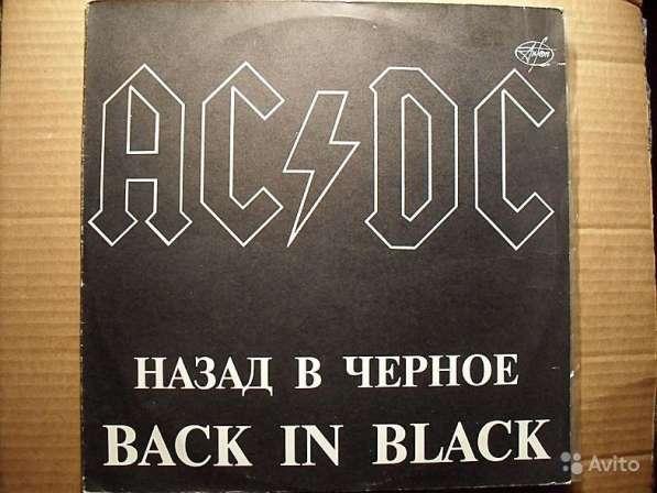 AC/DC - Назад В Чёрное