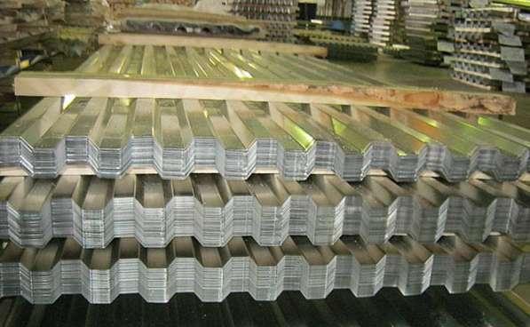 Производитель профнастила и металлочерепицы