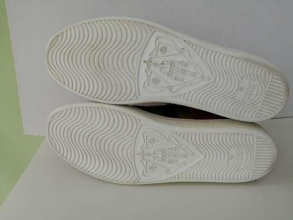 Gucci женская обувь EU 39 новые 100% authentic в фото 4