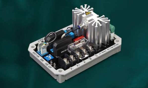Автоматический регулятор напряжения, AVR ADVR-053