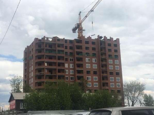 1к квартира в новостройке В. Пышма Козицина 14 в Екатеринбурге фото 3