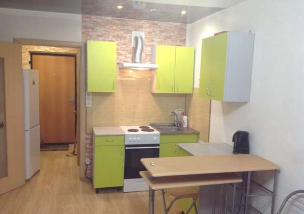 Сдаю квартиру-студию по ул. Смолина 38 в Улан-Удэ фото 3