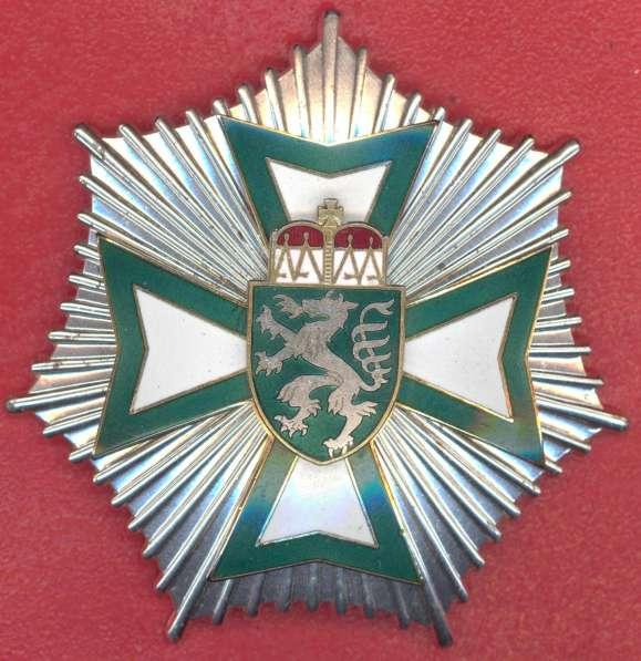 Австрия Звезда почетного знака земли Штирия