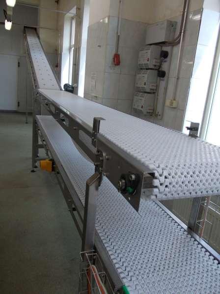 Конвейеры, нестандартное промышленное оборудование в Екатеринбурге фото 6
