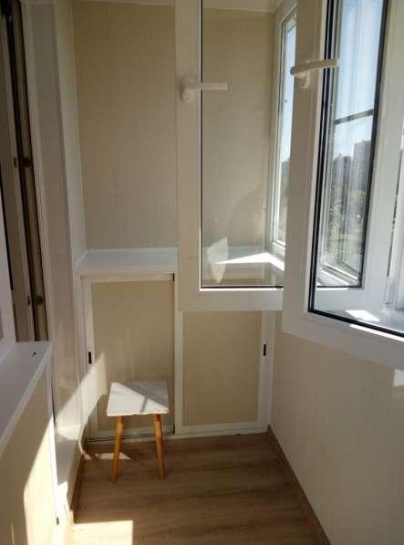 Остекление балконов и окон в Ногинске фото 4