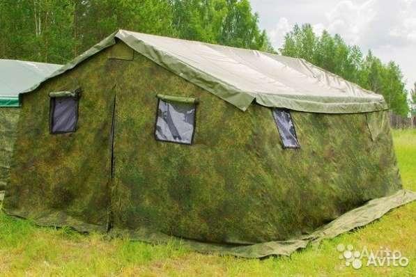 Каркасная палатка 10М1 (однослойная) в Казани