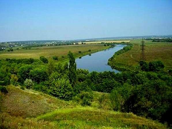 Земельный участок и дом вблизи реки Дон