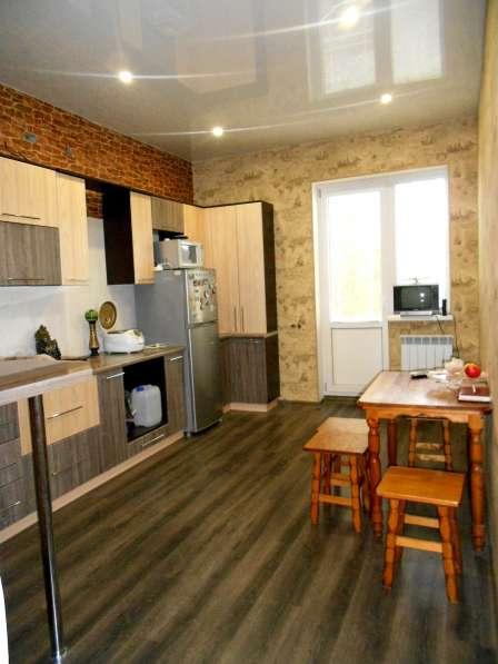 4х комнатная двухуровневая квартира