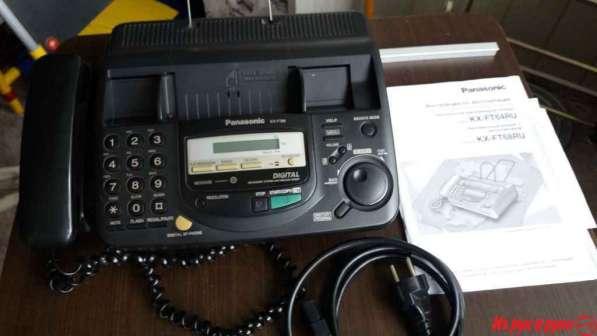 Продаётся телефакс Панасоник КХ FT68RU