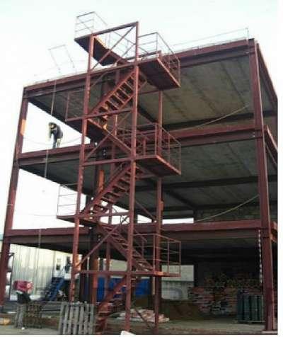 Металлические лестницы в Татарстане